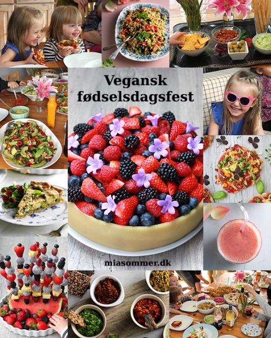 Vegansk fødselsdagsfest