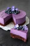 Blåbær cheesecake 2